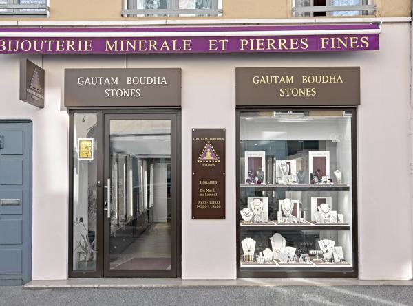 Notre bijouterie à Lyon